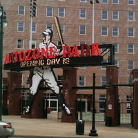 Photo taken at AutoZone Park by Randy E. on 2/4/2013