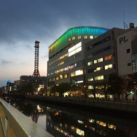 Photo taken at 内海橋 by Nao on 4/14/2016