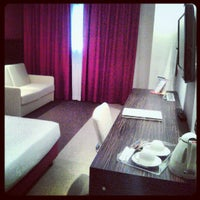 Photo taken at Best Western Quid Hotel Venice Airport by Emanuele P. on 10/5/2012