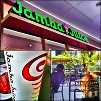 Photo taken at Jamba Juice by Ghellie T. on 5/18/2013