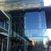 Photo taken at Vrije Universiteit - Hoofdgebouw by Theo H. on 11/22/2012