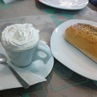 Photo taken at D'Café Cafeteria by Caroline J. on 7/3/2014