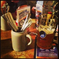 Photo taken at Hofbräuhaus Las Vegas by Evan B. on 3/30/2013