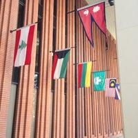 Photo taken at Von KleinSmid Center (VKC) by Khaled A. on 2/6/2013