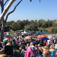 Photo taken at Summer Concerts in the Park by Ruvaldo P. on 6/29/2014