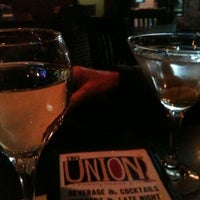 Photo taken at The Union Cabaret & Grille by Barry C. on 12/20/2012