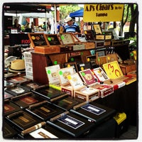 Photo taken at Ybor Saturday Market by Johannes M. on 6/15/2013