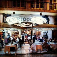 Photo taken at Café Nicola by Joana R. on 11/4/2012