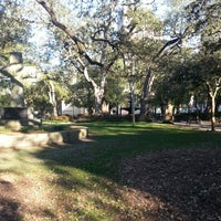 Photo taken at Bienville Square by Roberto F. on 1/20/2013