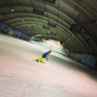 Photo taken at SnowWorld by Ruben v. on 12/31/2012