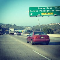 Photo taken at I-15/CA-15 (Escondido Fwy) by Ruben v. on 3/17/2013