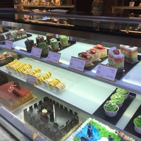 Photo taken at Clairmont Patisserie by Kamelia M. on 4/2/2016
