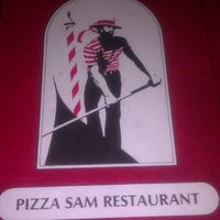 Photo taken at Pizza Sam's by Mel S. on 12/26/2013