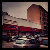 Photo taken at Carrefour market by Kseniya G. on 11/2/2013