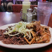 Photo taken at Sophie's Cuban Cuisine by Loisaida Sam S. on 5/9/2013