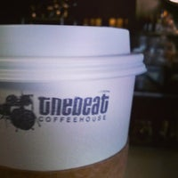 Photo taken at The Beat Coffeehouse by Joshua S. on 6/10/2013