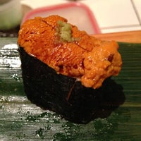 Photo taken at ICHI Sushi by Andy S. on 6/12/2013