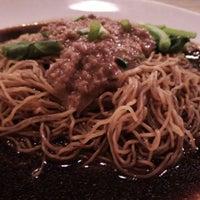 Photo taken at Gyuniku Restaurant by Jonnwong on 12/20/2015