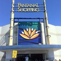 Photo taken at Pantanal Shopping by Khristian M. on 8/15/2013