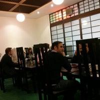 Photo taken at Nambu-Tei by Ilya K. on 12/21/2012