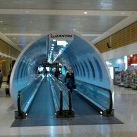 Photo taken at T3 Qantas Domestic Terminal by Alex W. on 12/2/2012