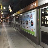 Photo taken at 捷運六張犁站 MRT Liuzhangli Station by RockPolin C. on 12/30/2015