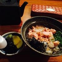 Photo taken at Yakitori Sun-Chan by SuYeone J. on 12/5/2014
