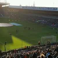 Photo taken at The Hawthorns by Ness G. on 1/2/2017