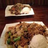 Photo taken at Hot Iron Mongolian Grill by Travis L. on 12/4/2012