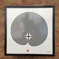 Photo taken at Kilburn London Underground Station by Michael R. on 3/9/2013
