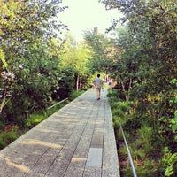 Photo taken at High Line by Jordan B. on 7/6/2013