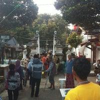 Photo taken at Makam Sunan Gunung Jati by Ainur R. on 5/10/2014