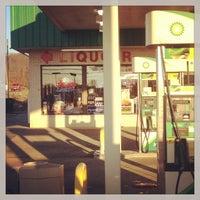 Photo taken at BP by Megan P. on 1/7/2013