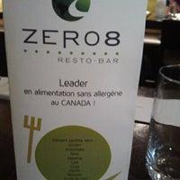 Photo taken at ZERO8 by Caroline C. on 11/19/2012