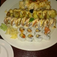 Photo taken at Samurai Blue Japanese Grill by Michael W. on 4/3/2013