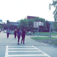 Photo taken at York University - Keele Campus by abrar a. on 9/8/2016