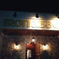 Photo taken at Iron Abbey by Helen D. on 10/16/2012
