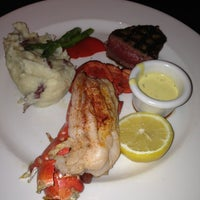Photo taken at The Keg Steakhouse & Bar by Percy Y. on 2/15/2013