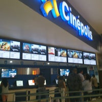 Photo taken at Cinépolis by Leopold A. on 5/30/2013