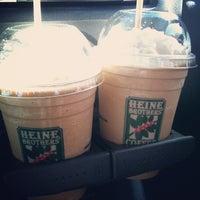 Photo taken at Heine Brothers' Coffee by Jamie B. on 9/24/2012