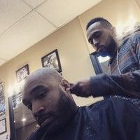 Photo taken at Kool Kuts Barbershop by Marcus T. on 3/20/2015