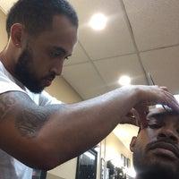 Photo taken at Kool Kuts Barbershop by Marcus T. on 12/4/2014