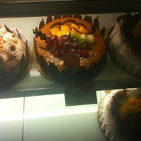 Photo taken at Port View Euro Bakery by Vicky V. on 10/6/2012