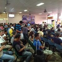 Photo taken at Daniel Z. Romualdez Airport by Nani R. on 4/18/2013