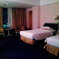 Photo taken at Mercure Hotel by Herlina A. on 6/9/2013
