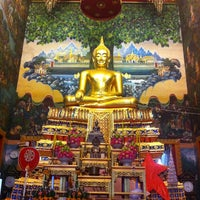 Photo taken at Wat Rai King (Wat Mongkhon Chindaram) by Picha C. on 6/22/2013