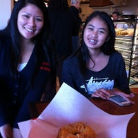 Photo taken at Bagel Street Cafe by Hawaii P. on 11/22/2012