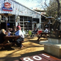 Photo taken at Katy Trail Ice House by John T. on 2/21/2013