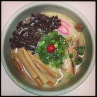 Photo taken at Santouka Ramen by Patty B. on 2/3/2013