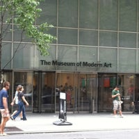Photo taken at Museum of Modern Art (MoMA) by Denise S. on 7/27/2013